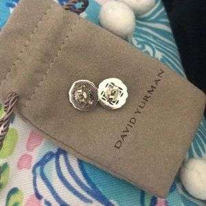 David Yurman Jewelry - David Yurman Sculpted Stud earrings